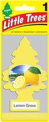 Car Freshner - Little Tree Air Freshener, Lemon Grove #10594 (1 Pack)
