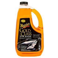Gold Class Car Wash Shampoo And Conditioner 64 Oz
